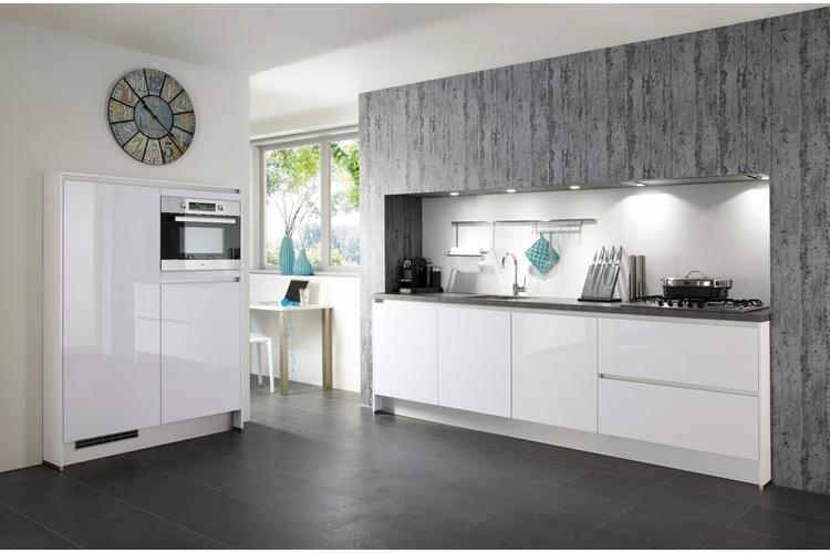 Greeploze Witte Keuken ~ Beste Inspiratie voor Huis Ontwerp