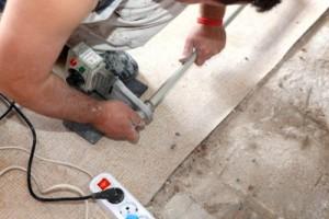 Doe het zelf maak je eigen aanrechtblad van beton for Betonlook verf praxis