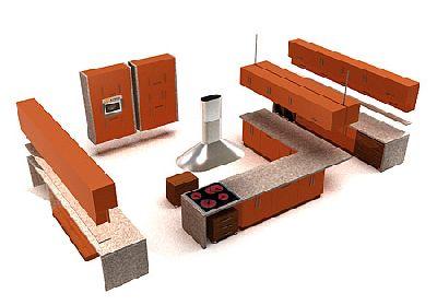 Zelf online je keuken ontwerpen het kan for 3d tekening maken keuken