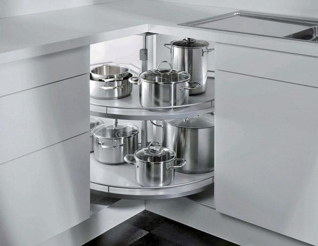 Keuken Carrousel Ikea : Hoekcarrousel keuken: voordelen en nadelen en alternatieven