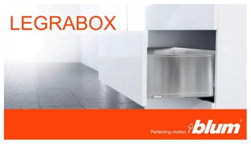 Blum keukenla Legrabox