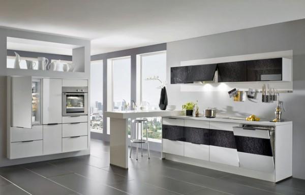 U hebt een kleine keuken 4 tips voor mooie kleine keukens - Kleine keuken ideeen ...