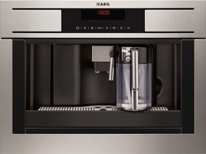 AEG-inbouw-koffieapparaat