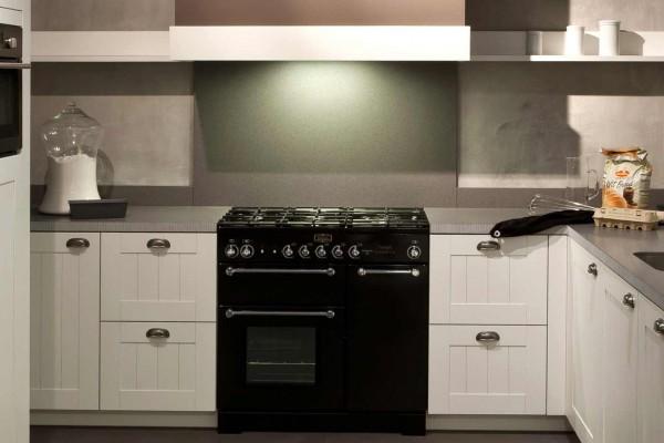 Verven achterwand keuken - Verf keuken lichtgrijs ...