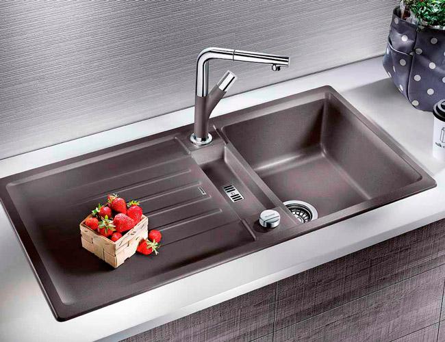 Keuken Wasbak Verstopt : Een spoelbak kiezen: hoe doe je dat?