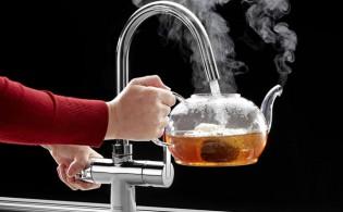 Trend voor 2015: kokend waterkraan