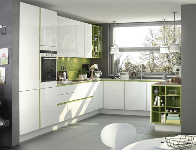 Open keukenkastjes hoe doe je dat - Hoe dicht een open keuken ...