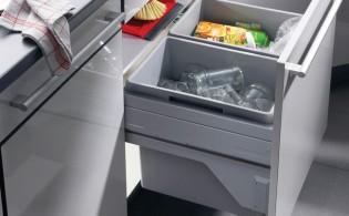 Afvalbak keuken: de handigste oplossingen