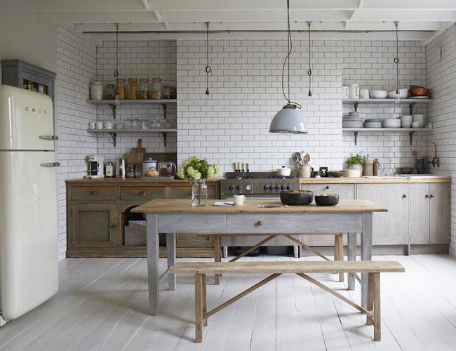 Keuken Landelijk Grijs : Landelijke keukens – Keuken ervaringen