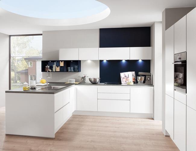 Kleur keuken moderne - Kleur trendy restaurant ...