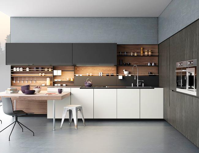 Nog n keer keukentrends voor 2016 - Trend schilderen keuken ...