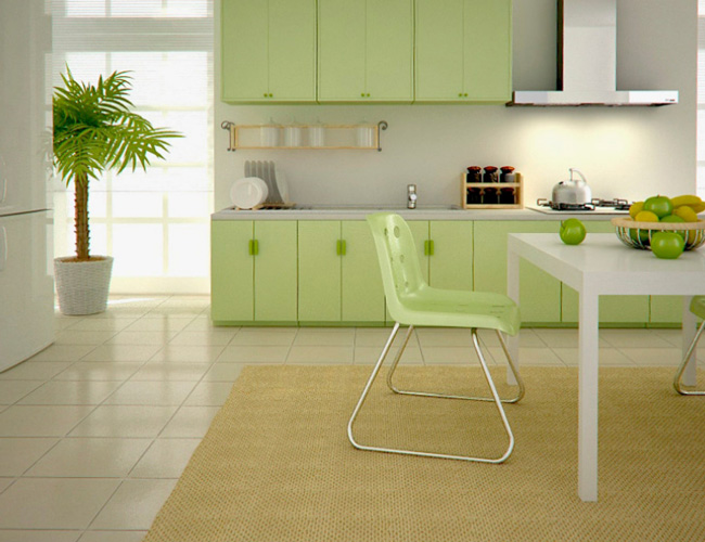 Groene Keuken Prachtig : Nieuwe keuken welke kleur kies je?