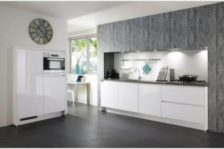 witte keuken