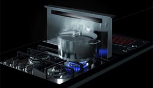 downdraft afzuigingen bij keukennervaringen