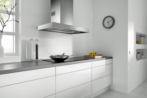 Plafond Afzuigkap Keuken : Centrale mechanische ventilatie en afzuigkappen