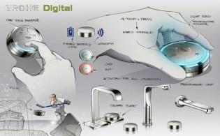 Bedien je keukenkraan digitaal met Grohe F-digital
