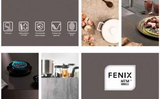 Fenix aanrechtblad met nanotechnologie