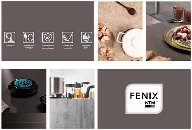 Problemen Fenix Aanrechtbladen : Fenix u nieuw maatwerk keukenblad met revolutionaire trekken