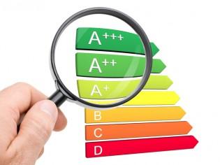 Fornuis met energieklasse A