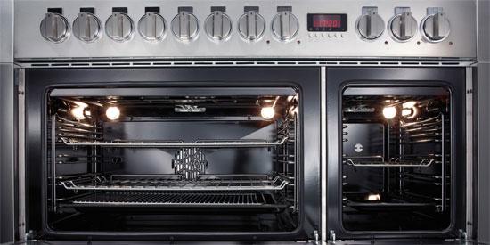 Wonderlijk Fornuis met twee ovens - Voordelen en nadelen QI-37