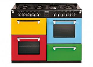Fornuis-met-4-ovens