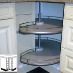 Carrousel Voor Keuken.Een Hoekcarrousel In Je Keuken Voordelen En Nadelen