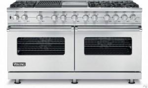 viking fornuis 2 ovens