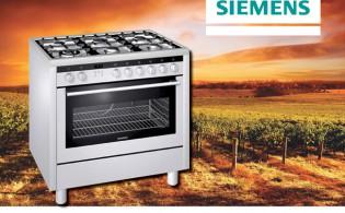 Siemens fornuis
