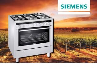 Siemens-fornuis
