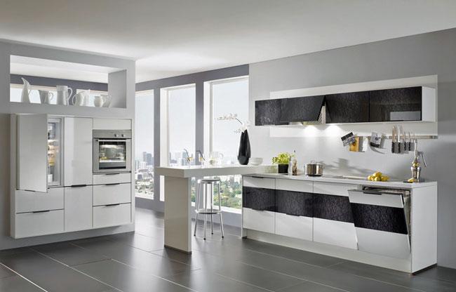 Design Kleine Keuken : U hebt een kleine keuken? 4 tips voor mooie kleine keukens