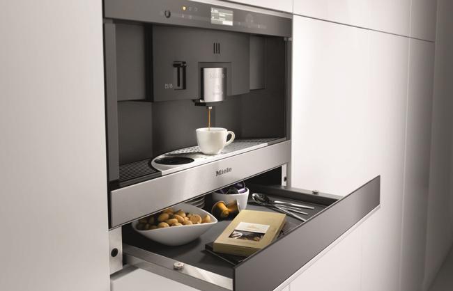 Koffiemachine De Keuken : Inbouw koffiezetapparaat in je keuken