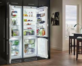 4-deurs-koelkast