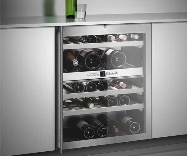Wijnklimaatkasten keukenervaringen