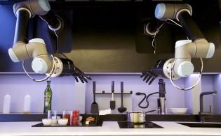 Robot in de keuken