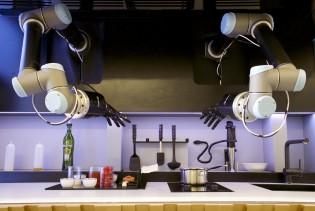 Robot in je keuken