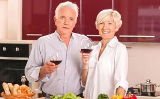 Keuken voor senioren