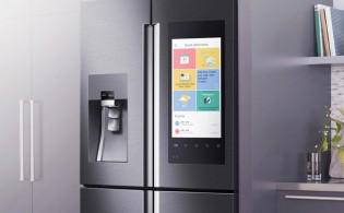 Slimme koelkast van Samsung en MasterCard