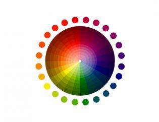 Traiden-kleurenpalet