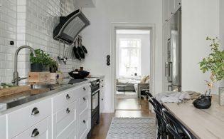 12 tips voor kleine keukens