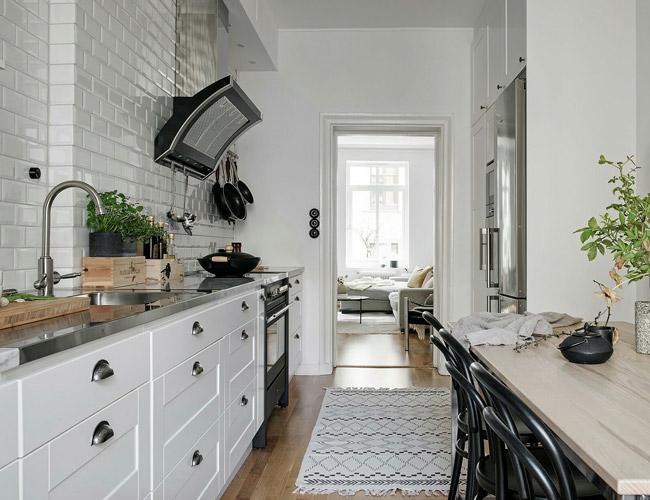 Design Kleine Keuken : 12 tips voor een kleine keuken op keukenervaringen.nl