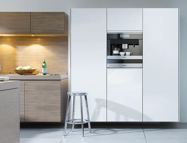 Koffiemachine De Keuken : Inbouw koffieautomachines. de voordelen en nadelen hiervan.