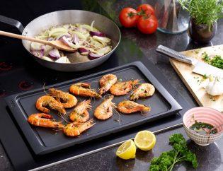 Teppanyaki-grillplaat