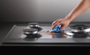 Onderhoud van uw kookplaat