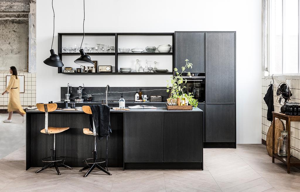 vtwonen keuken black