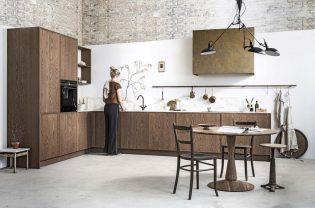 vtwonen keuken dark oak