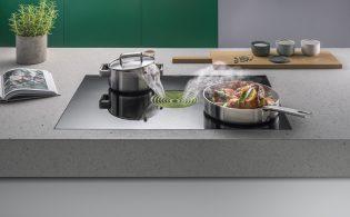 Bora Pure: kookveldafzuiging als kleurrijke blikvanger in de keuken