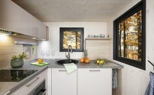 In een Tiny House keuken is het prettig koken|5 handige tips