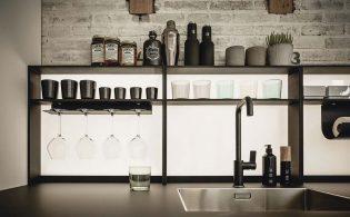 Next 125 Framewall: een keukenkast met allure